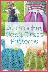 Crochet Baby Dress Pattern Awesome Inspiration Design