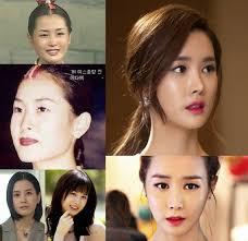 korean actress without makeup before after saubhaya