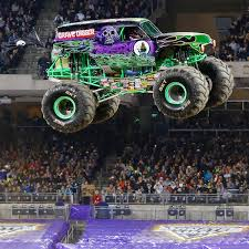 Monster Jam Triple Threat Series January 25 Or 26 At 7 P M