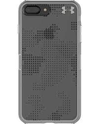under armour iphone 8 plus case. under armour cell phone case for iphone 8 plus \u0026 7 - translucent utility iphone
