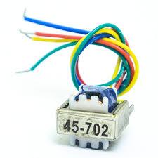 mini transistor audio transformer input primary 100k ohms sub mini transistor audio transformer input primary 100k ohms secondary 1k ohms