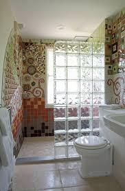 Glass Block Bathroom – Centralazdining