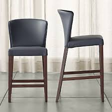 Dining Room Incredible Design Navy Blue Bar Stools 28 Of  Stools  Blue Leather Bar Stools N74