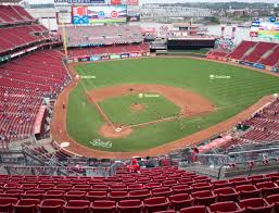 Great American Ball Park Section 526 Seat Views Seatgeek