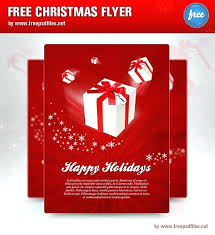 Holiday Flyer Template Word Free Christmas Party Invitation Templates Word Flyer Template S D