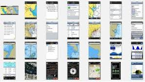 Navigation Charts For Iphone Houseboat Navigation Charts Use Iphone Gps Software On