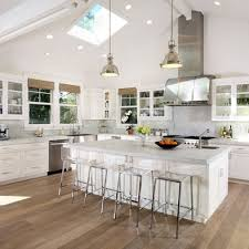 sloped ceiling lighting ideas. kitchen vaulted ceiling design pictures remodel decor and ideas page 3 sloped lighting i