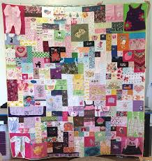 Quilts Made from Baby Clothing & Baby clothes quilt - king size Adamdwight.com