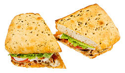 en club sandwich
