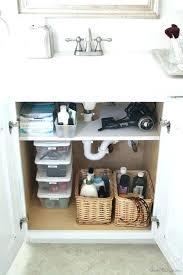 under sink cabinet organizers bathroom cabinet organizer under sink creative hair dryer and curling iron storage