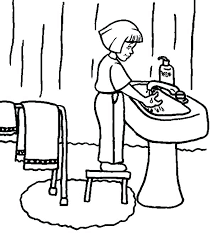 washing hands coloring page washing hand before sleep coloring pages cdc hand washing coloring pages