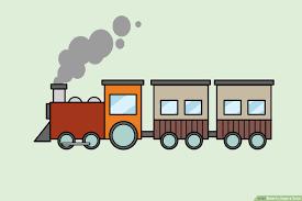 4 Ways To Draw A Train Wikihow