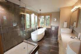 bathroom track lighting. Bathroom Harmonious Modern Apartment Decoration Introduce Dazzling Home Standing Bathtub With Endearing Vanity Track Lighting T
