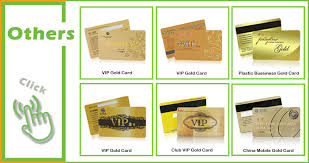 Gold Card Office Custom China Mobile Gold Card From China Pvc Gold Card