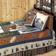 Moose Quilt Collection: Cabin Place & Moose Quilt Collection Adamdwight.com