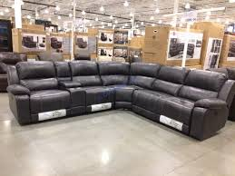 costco 2000894 pulaski furniture leather power reclining sectional