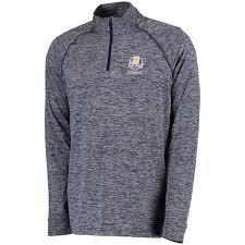 under armour 1 4 zip pullover. ryder cup under armour heatgear 1/4-zip pullover sweatshirt - heather navy 1 4 zip