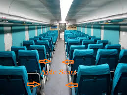 aisle seat. Simple Seat Chaircar Throughout Aisle Seat