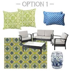 Get Inspired Patio Makeover Ideas How to Nest for Less™