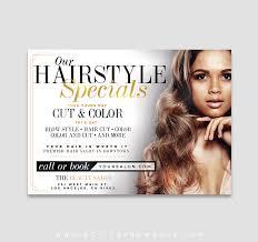 Beauty Salon Special Flyer Design