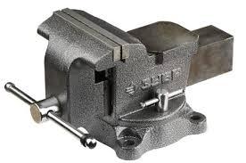 <b>Тиски ЗУБР 3258</b>-200 мастер слесарные поворотные 200мм ...