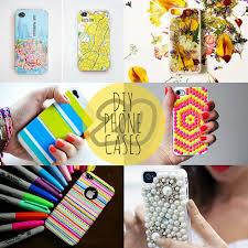 20 diy phone cases