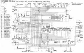 suzuki car manuals, wiring diagrams pdf & fault codes Outside AC Unit Wiring Diagram complete electrical wiring diagram of 1990 1992 suzuki samurai