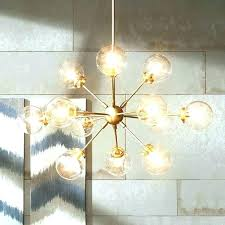 diy edison bulb chandelier light vintage multiple spider lamp post pottery barn home improvement loans