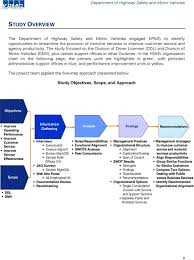 Dmv Organizational Chart Department Of Highway Safety And Motor Vehicles Management