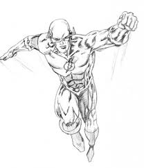 Small Picture Coloring Pages New The Flash Colouring Sheets Superhero Coloring