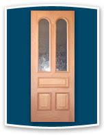 Glass panel doors with beautiful designs VintageDoorscom