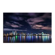 large size printing oil painting london skyline at night wall painting decor wall art picture for living room painting no frame in painting calligraphy