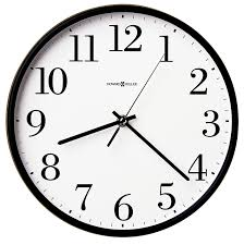 wall clock for office. Howard Miller Office Mate Wall Clock For A
