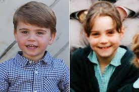 Kate Middleton Jokes Prince Louis Is Only One Who Looks Like Her |  PEOPLE.com