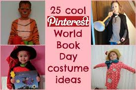 25 brilliant world book day costume ideas to make for your kids