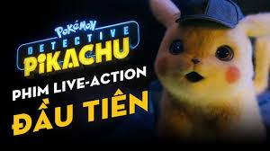Pokémon Detective Pikachu: Phim Từ Game Đáng Xem Nhất? - YouTube