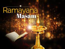 Ramayana Masam 2020 When Does Ramayana Masam Begin