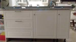 we are in the process of installing an ikea kitchen and have just had the quartz countertops installed professionally we have done the cabinet installation