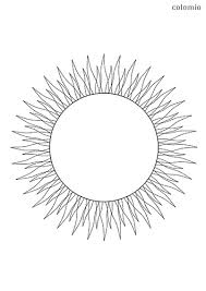 Get the latest updates on nasa missions, watch nasa tv live, and learn about our quest to reveal the unknown and benefit all humankind. Sun Coloring Pages Free Printable Sun Coloring Sheets