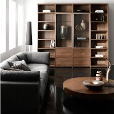 living room design styles. how to select the perfect bookshelves for living room : awesome design with cozy styles
