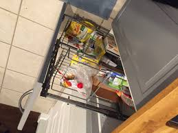 Pull Out Kitchen Shelves Ikea Live From Texas Photos Of Ikds First Ikea Kitchen Design Using