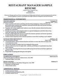 Cover Letter Assistant Manager Skills Resume Resume Samples For