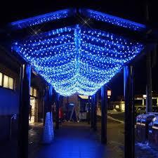 led net mesh fairy string light