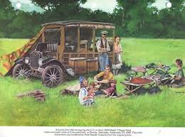 best images about model t technical stuff old model t ford forum model t auto camping art print