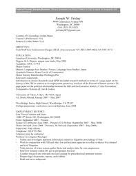 How To Write A Resume For Government Job Australian Jobs Indian
