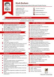 Updated Resume Templates 2016 Free Sample Free Resume Templates 2014