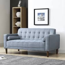 Couches for small spaces Convertible The Spruce The Best Sofas For Small Spaces To Buy In 2019