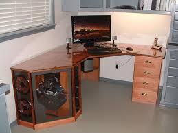 Nice custom desk. Future build for sure! | Technology that I love |  Pinterest | Custom desk, Desks and Future
