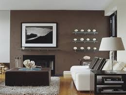 Living Room Accent Wall Color Fancy Accent Walls In Living Room With Splash Color Design And