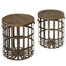 doerr furniture storage basket side
